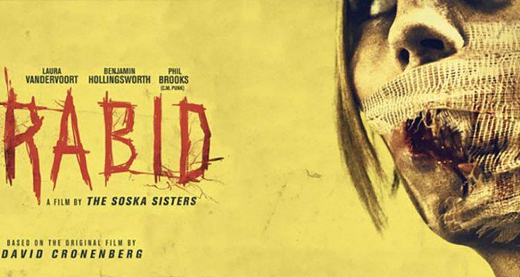 Rabid (2019, dir. Jen Soska & Sylvia Soska [AKA The SoskaSisters])