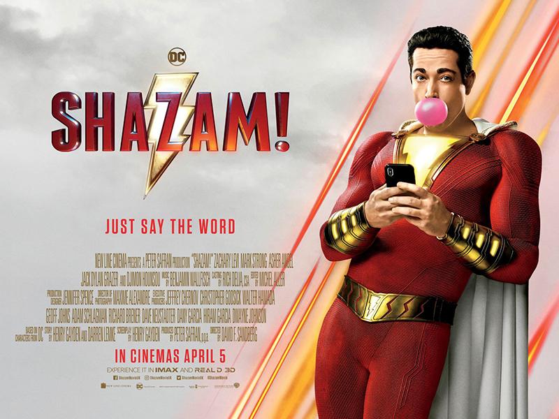 Shazam! (2019, dir. DavidSandberg)