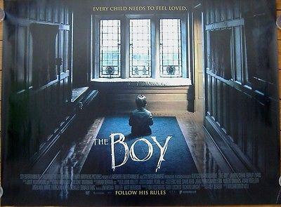 The Boy (2016, dir. William BrentBell)