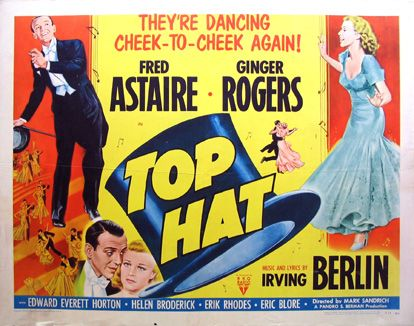 Top Hat (1935, dir. David Sandrich)