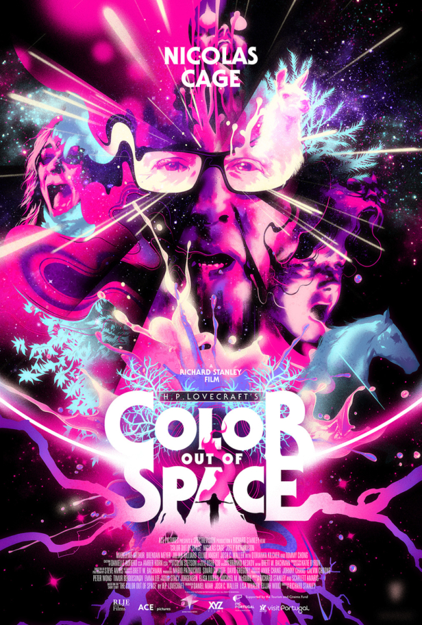 Color Out of Space (2019, dir. Richard Stanley)