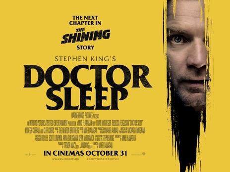 Doctor Sleep (2019, dir. MikeFlanagan)