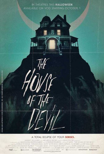 The House of the Devil (2009, dir. TiWest)
