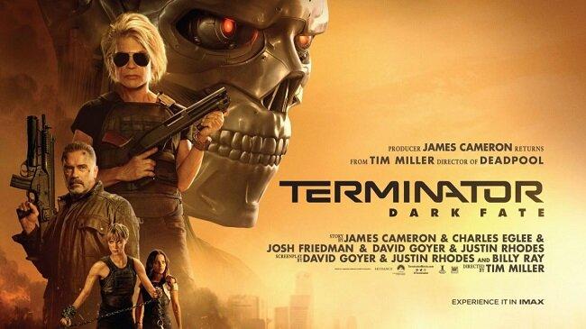 Terminator: Dark Fate (2019, dir. TimMiller)