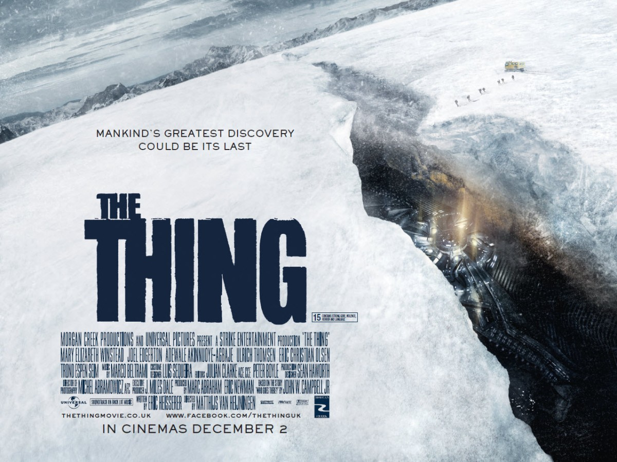 The Thing (2011, dir. Matthijs van Heijningen Jr)