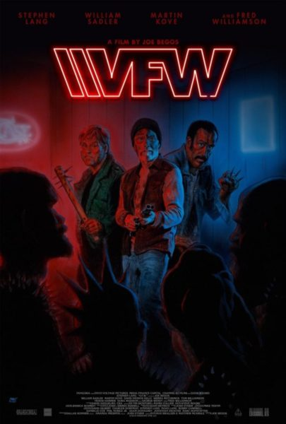 VFW (2020, dir. Joe Begos)