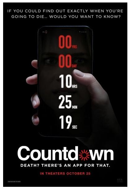 Countdown (2019, dir. JustinDec)
