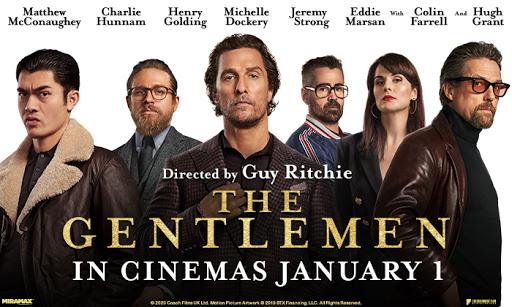 The Gentlemen [AKA Toff Guys] (2019, dir. GuyRitchie)