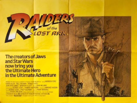 Raiders of the Lost Ark (1981, dir. Steven Spielberg)