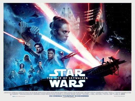 Star Wars: The Rise of Skywalker [AKA Episode IX: The Rise of Skywalker] (2019, dir. JJAbrams)