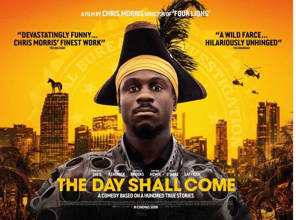 The Day Shall Come (2019, dir. ChrisMorris)