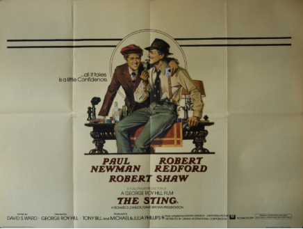The Sting (1973, dir. George RoyHill)