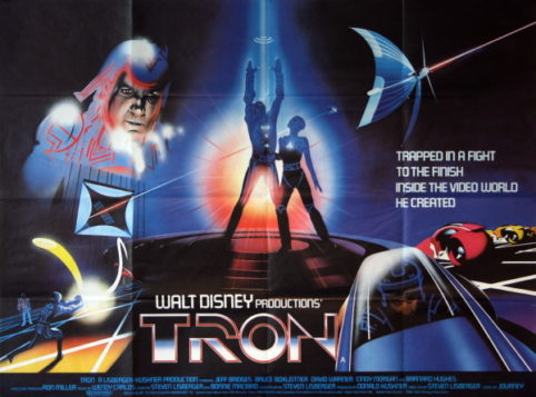 Tron (1982, dir. StevenLisberger)