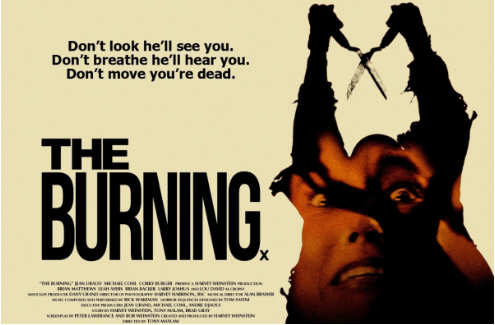 The Burning (1981, dir. Tony Maylam)