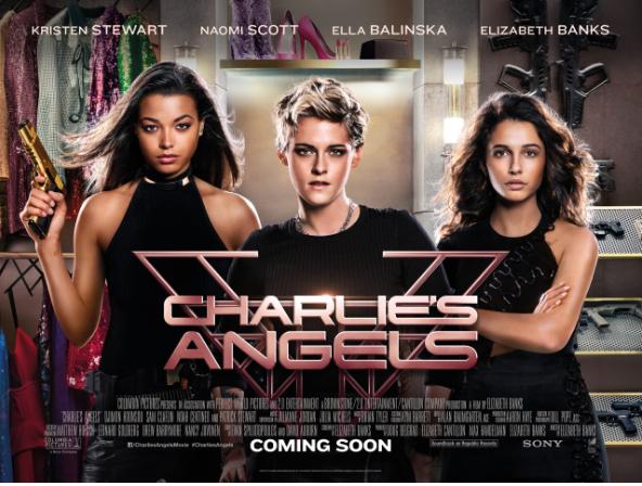 Charlie's Angels (2019, dir. ElizabethBanks)
