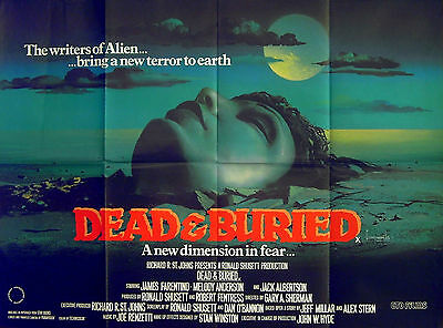 Dead & Buried (1981, dir. Gary Sherman)