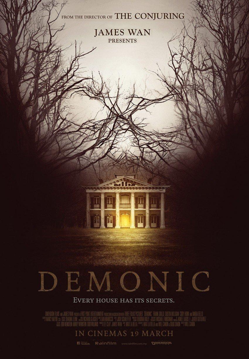 Demonic (2015, dir. WillCanon)