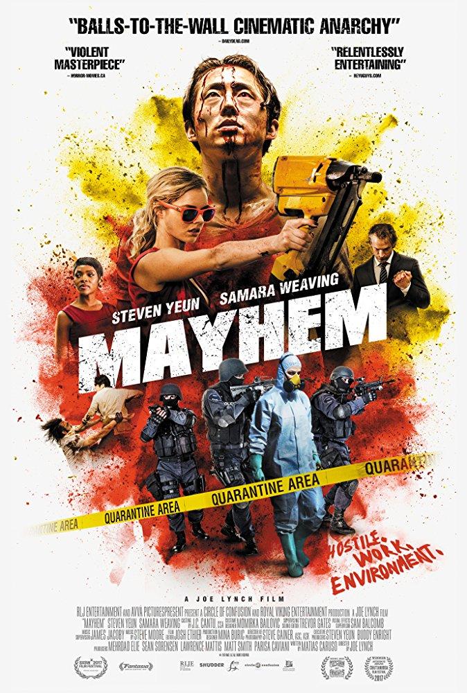 Mayhem (2017, dir. JoeLynch)