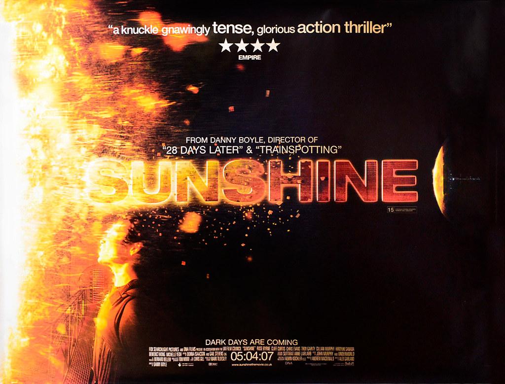 Sunshine (2007, dir. DannyBoyle)