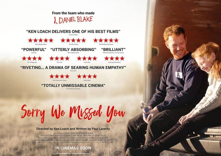 Sorry We Missed You (2019, dir. KenLoach)