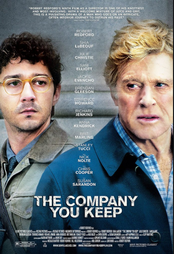 The Company You Keep (2012, dir. Robert Redford)