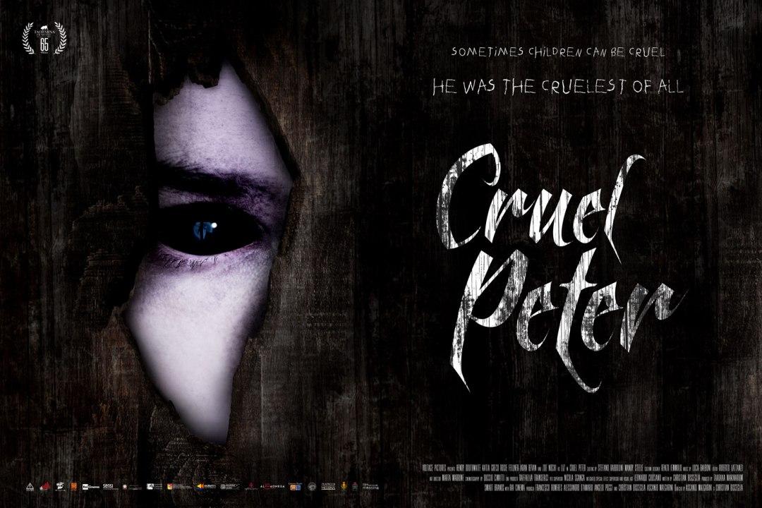 Cruel Peter (2020, dir. Christian Bisceglia & AscanioMalgarini)