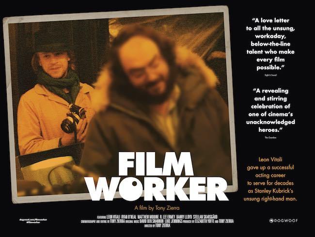 Filmworker (2017, dir. TonyZierra)