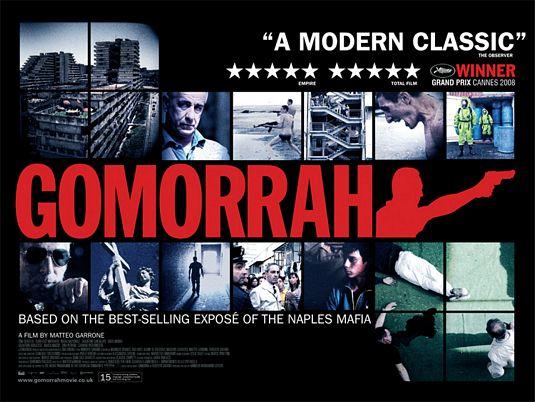 Gomorrah (2008, dir. MatteoGarrone)