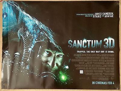 Sanctum [AKA Sanctum 3D] (2011, dir. AlisterGrierson)
