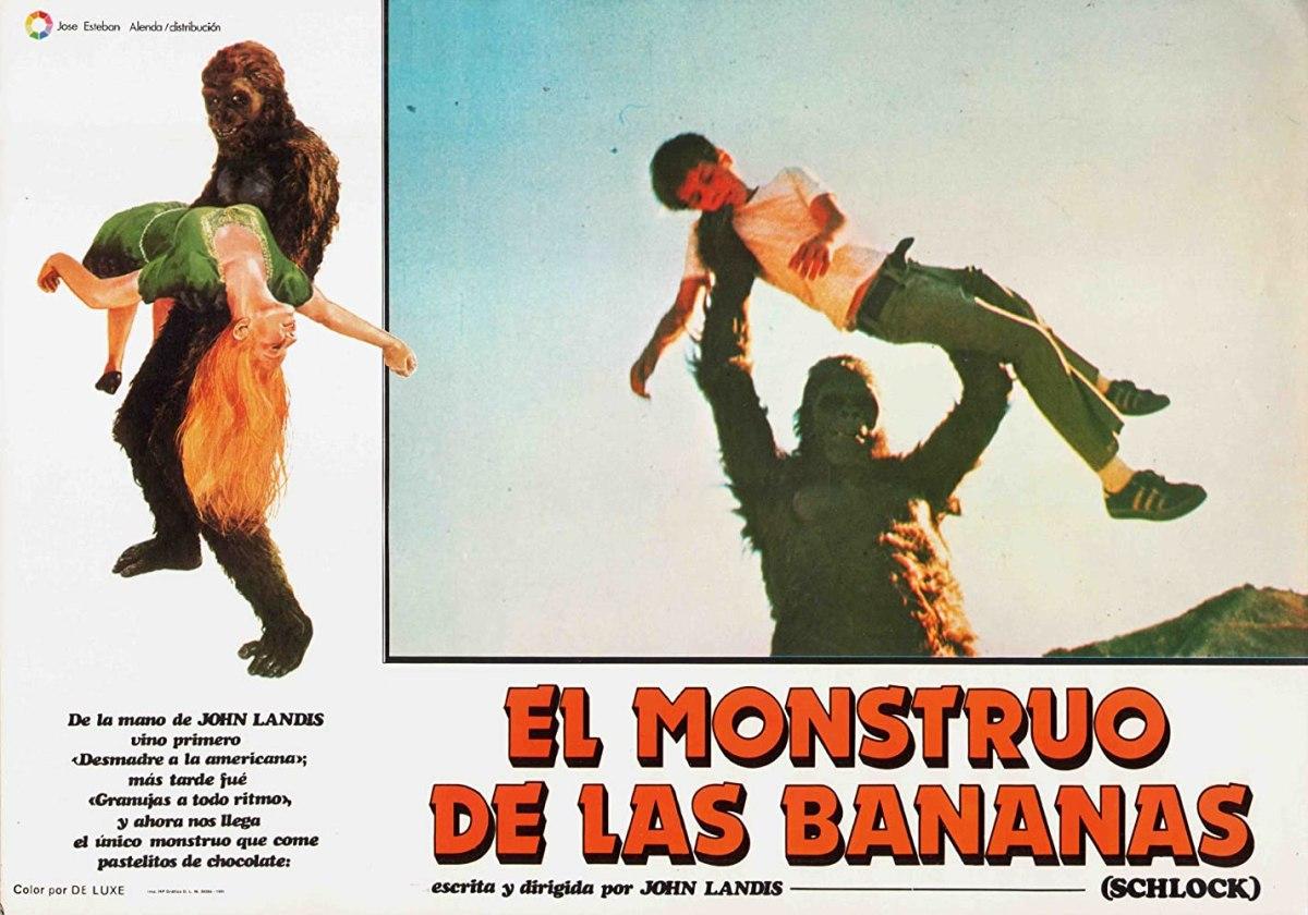 Schlock [AKA Banana Monster] (1973, dir. JohnLandis)