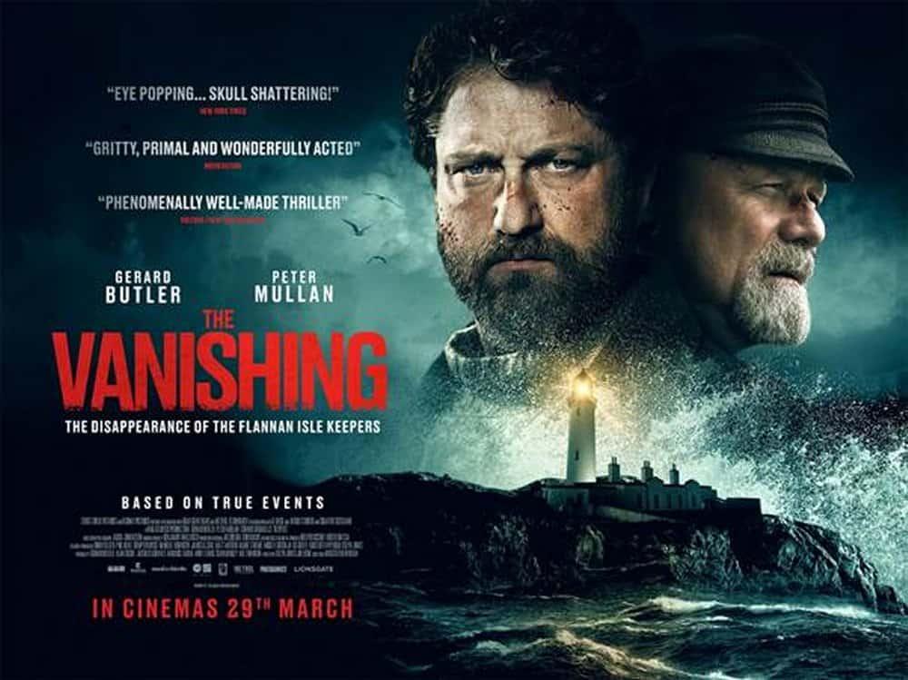 The Vanishing [AKA Keepers] (2018, dir. KristofferNyholm)