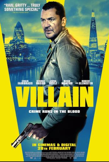 Villain (2020, dir. PhilipBarantini)