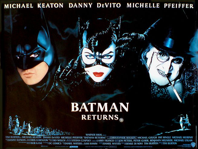 Batman Returns (1992, dir. Tim Burton)