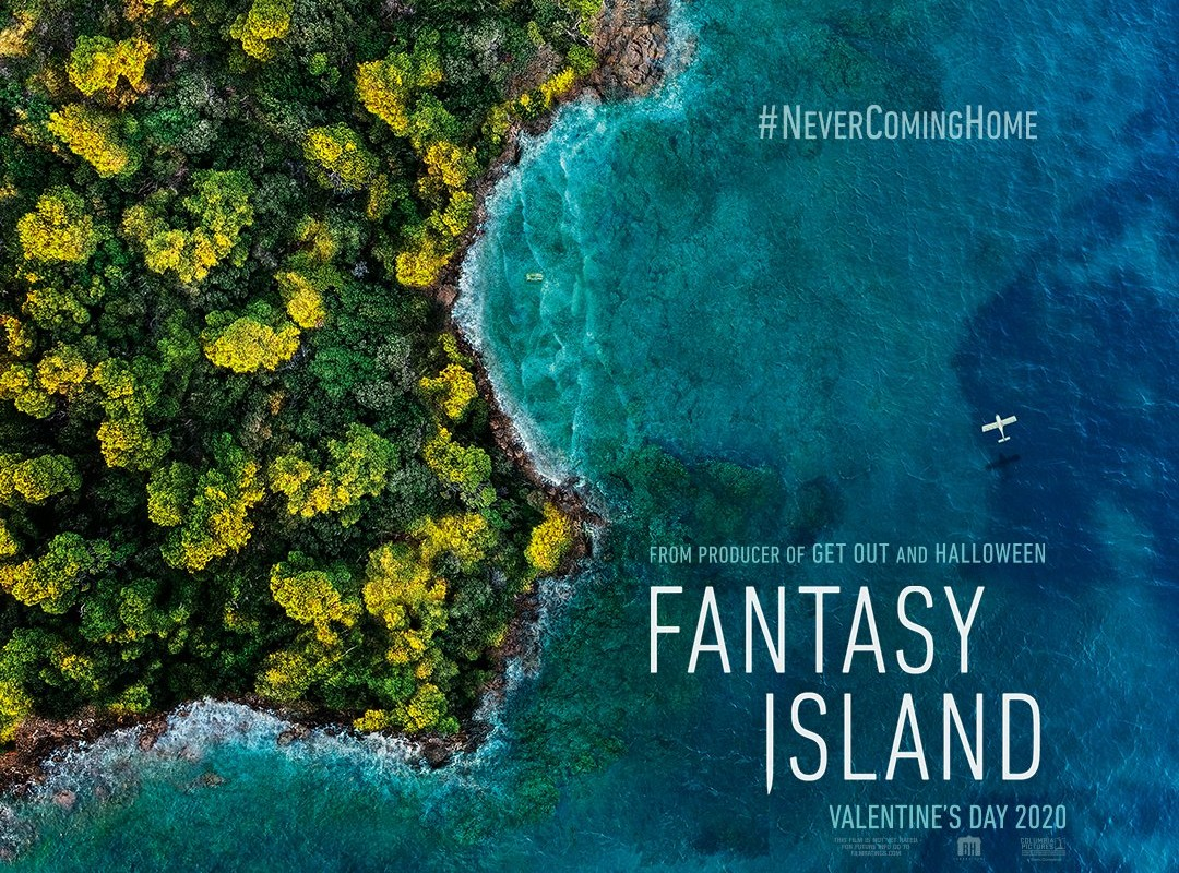 Blumhouse's Fantasy Island [AKA Fantasy Island] (2020, dir. JeffWadlow)