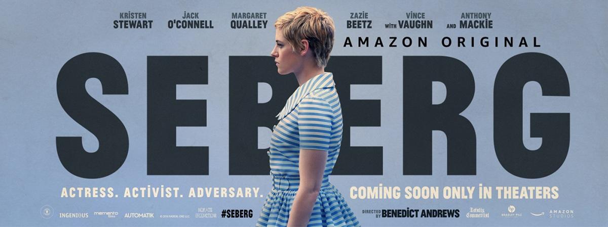Seberg (2019, dir. BenedictAndrews)