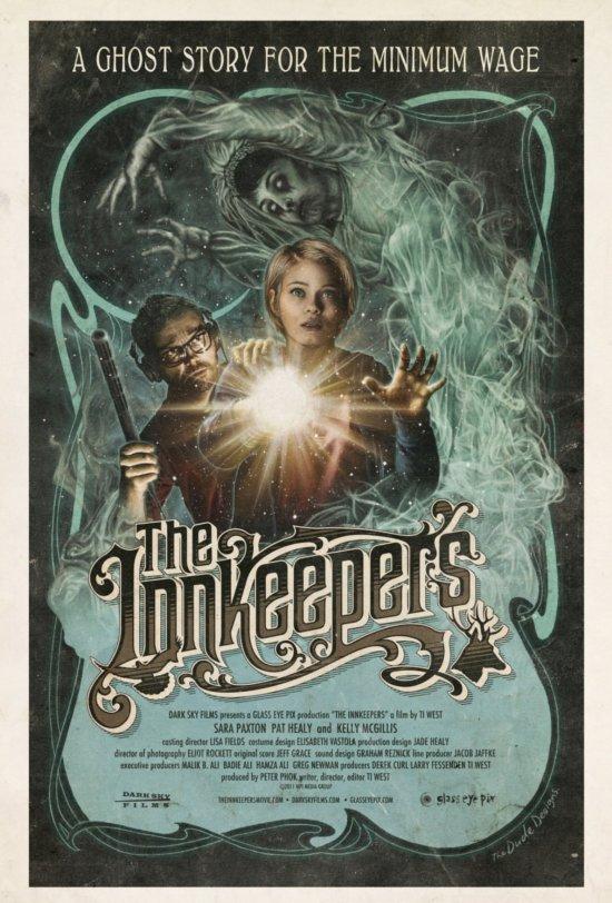 The Innkeepers (2011, dir. TiWest)