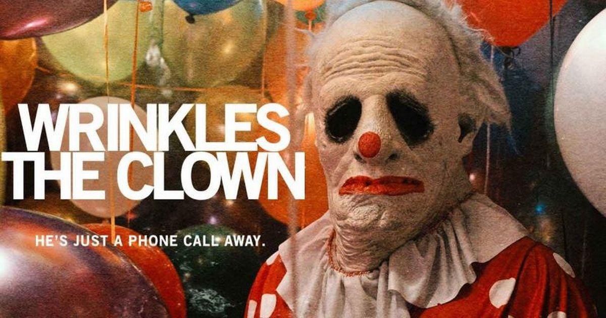 Wrinkles the Clown (2019, dir. Michael BeachNichols)