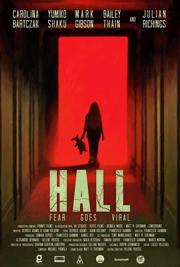 Hall (2020, dir. FrancescoGiannini)