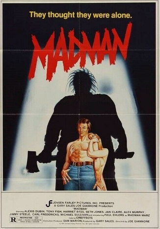 Madman [AKA Madman: The Legend Lives] (1982, dir. JoeGiannone)