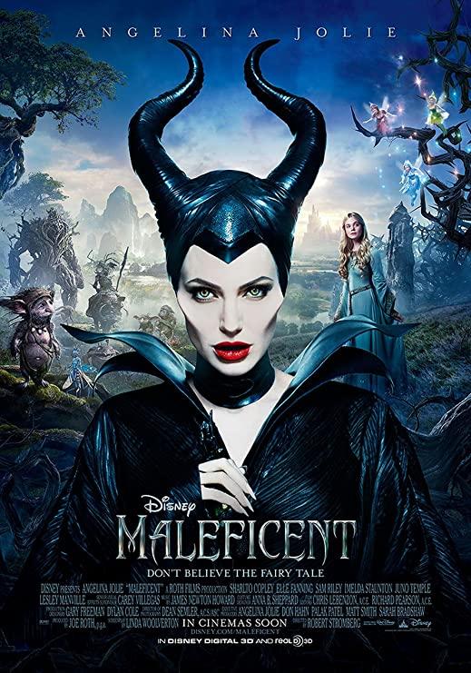 Maleficent (2014, dir. RobertStromberg)