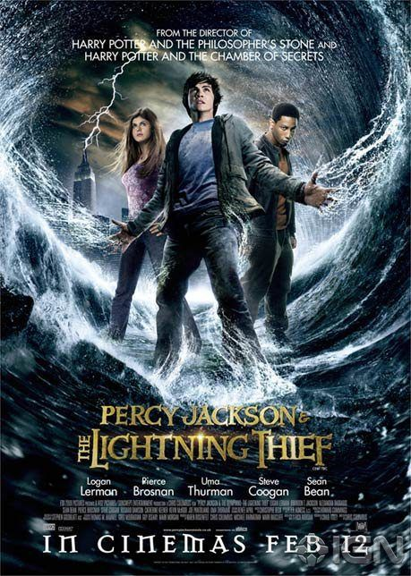 Percy Jackson & the Olympians: The Lightning Thief [AKA Percy Jackson and the Lightning Thief] (2010, dir. Chris Columbus)