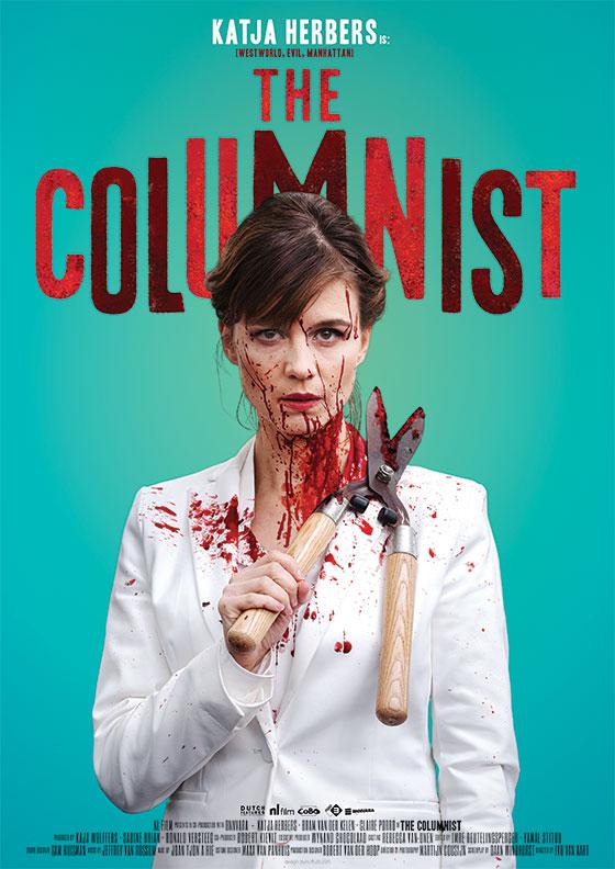 The Columnist (2020, dir. Ivo vanAart)