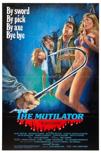 Fall Break [AKA The Mutilator] (1984, dir. Buddy Cooper & JohnDouglass)