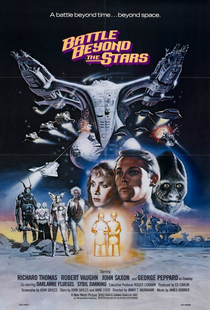 Battle Beyond the Stars (1980, Dir.  Jimmy T. Murakami, Roger Corman)