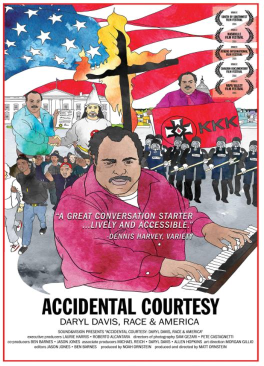 Accidental Courtesy: Daryl Davis, Race & America (2016, dir. MatthewOrnstein)