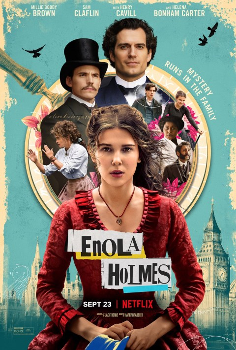 Enola Holmes (2020, dir. HarryBradbeer)