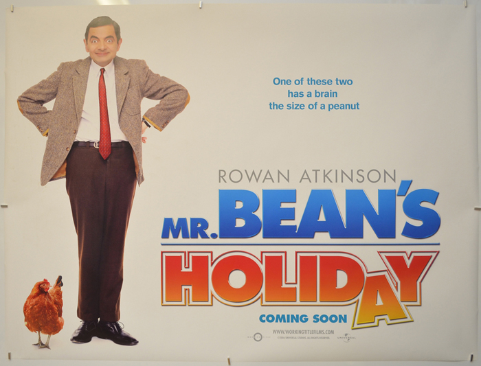 Mr Bean's Holiday (2007, dir. Steve Bendelack)