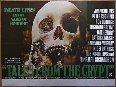 Tales From The Crypt (1972, dir. FreddieFrancis)