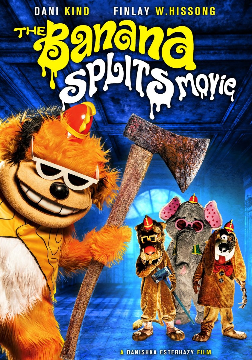 The Banana Splits Movie (2019, dir. Danishka Esterhazy)