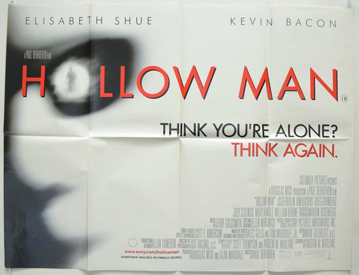 Hollow Man (2000, dir. PaulVerhoeven)